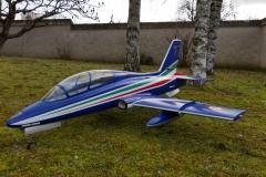 Aermacchi MB-339 Frecce Tricolori Alain et Gilbert